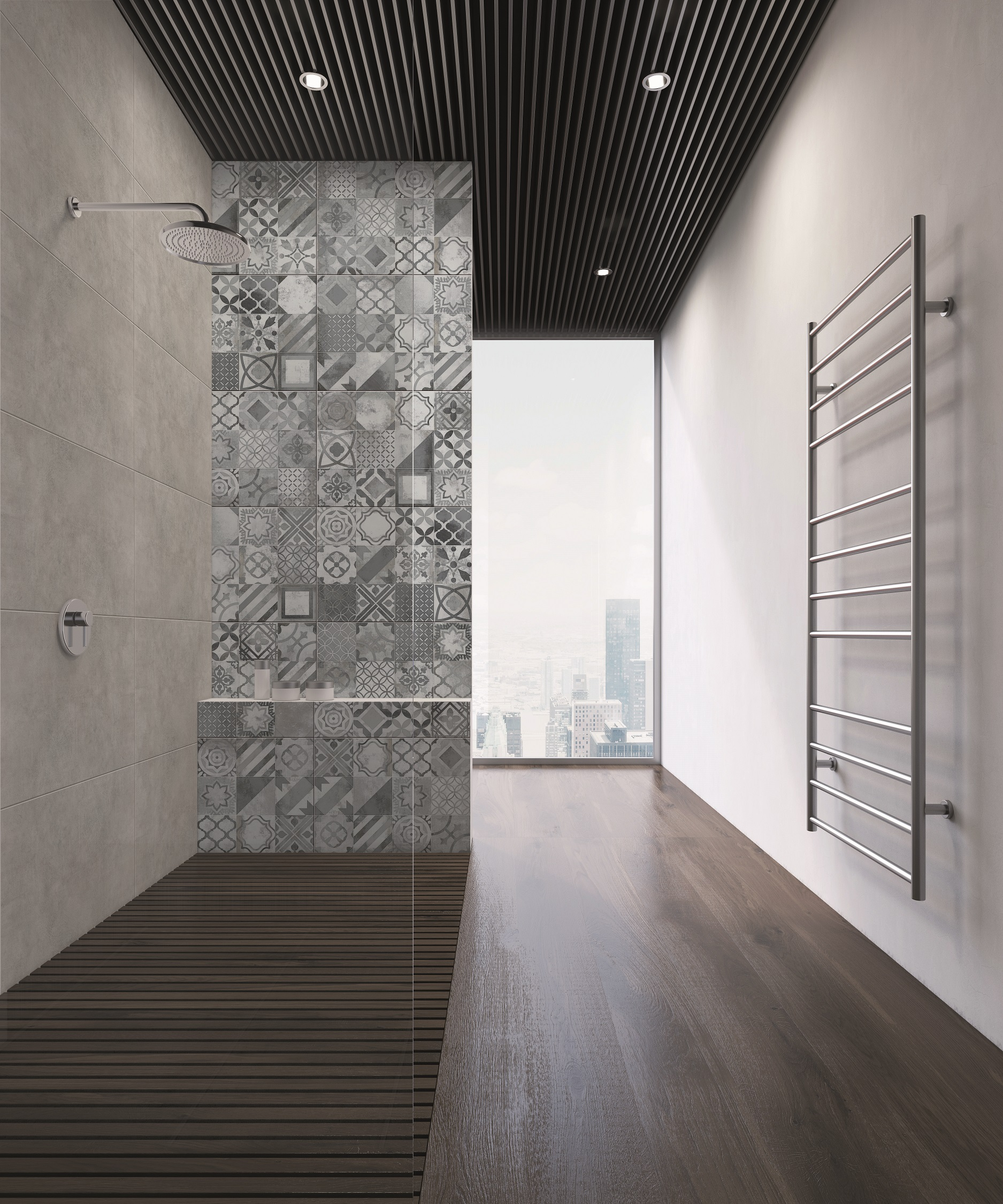 A65 Vinta - Masq Revela Tiles Premium combined with Orlando