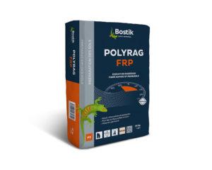 Enduit de ragréage Polyrag Bostik