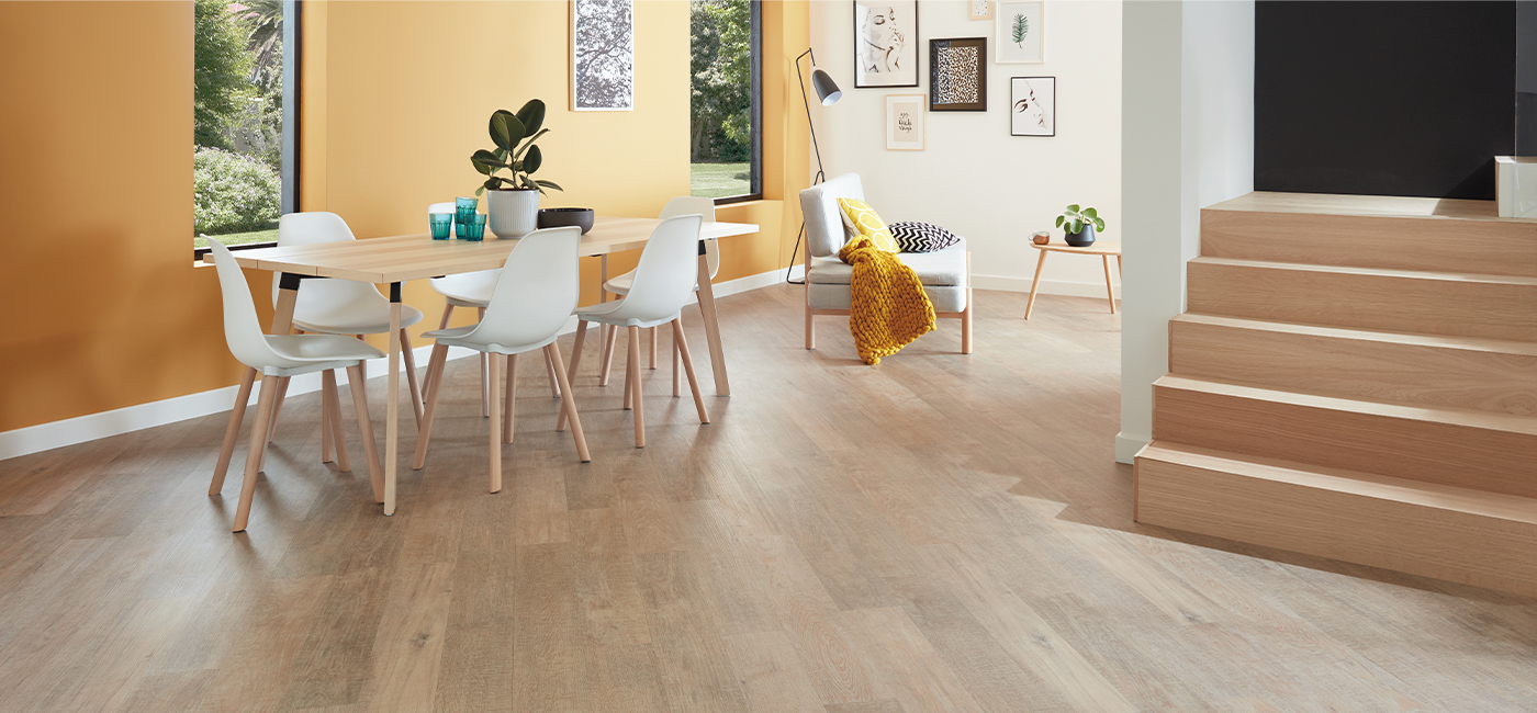 Parquet stratifié Soft Sawn Oak (KP135)