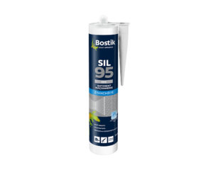 Mastic Silicone SIL95 gris