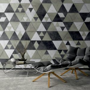 Mur liège Alsapan Korkstone Triangle