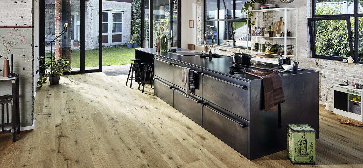 Parquet massif contrecolle Poitiers PD400
