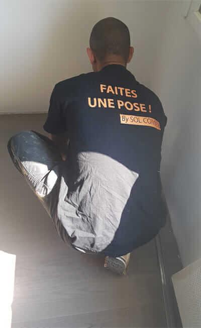 Services Pose de parquet et sol moquette à Poitiers