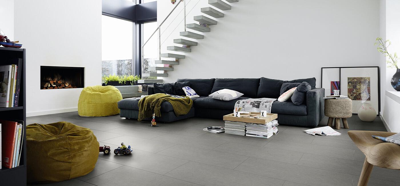 Caryer gris béton (6223)