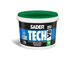 Sader Tech v8 Poitiers
